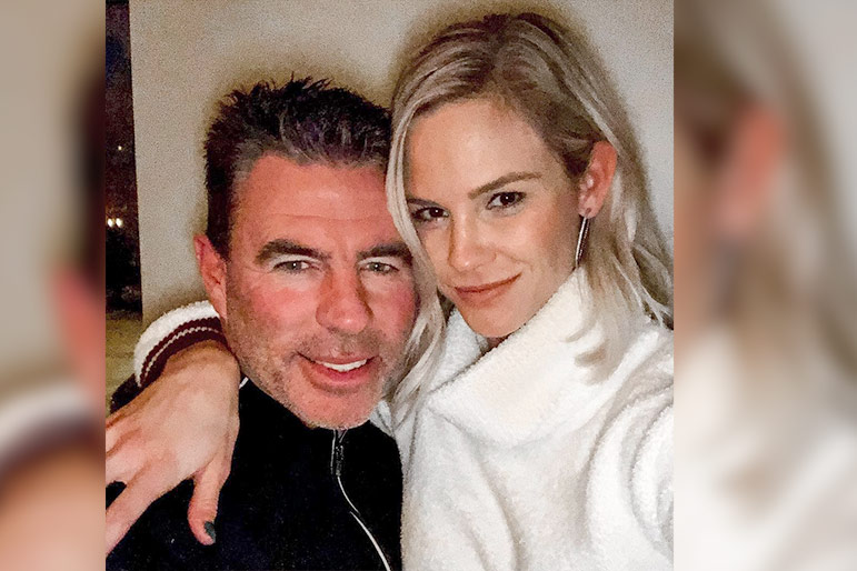 Meghan King Edmonds and husband Jim