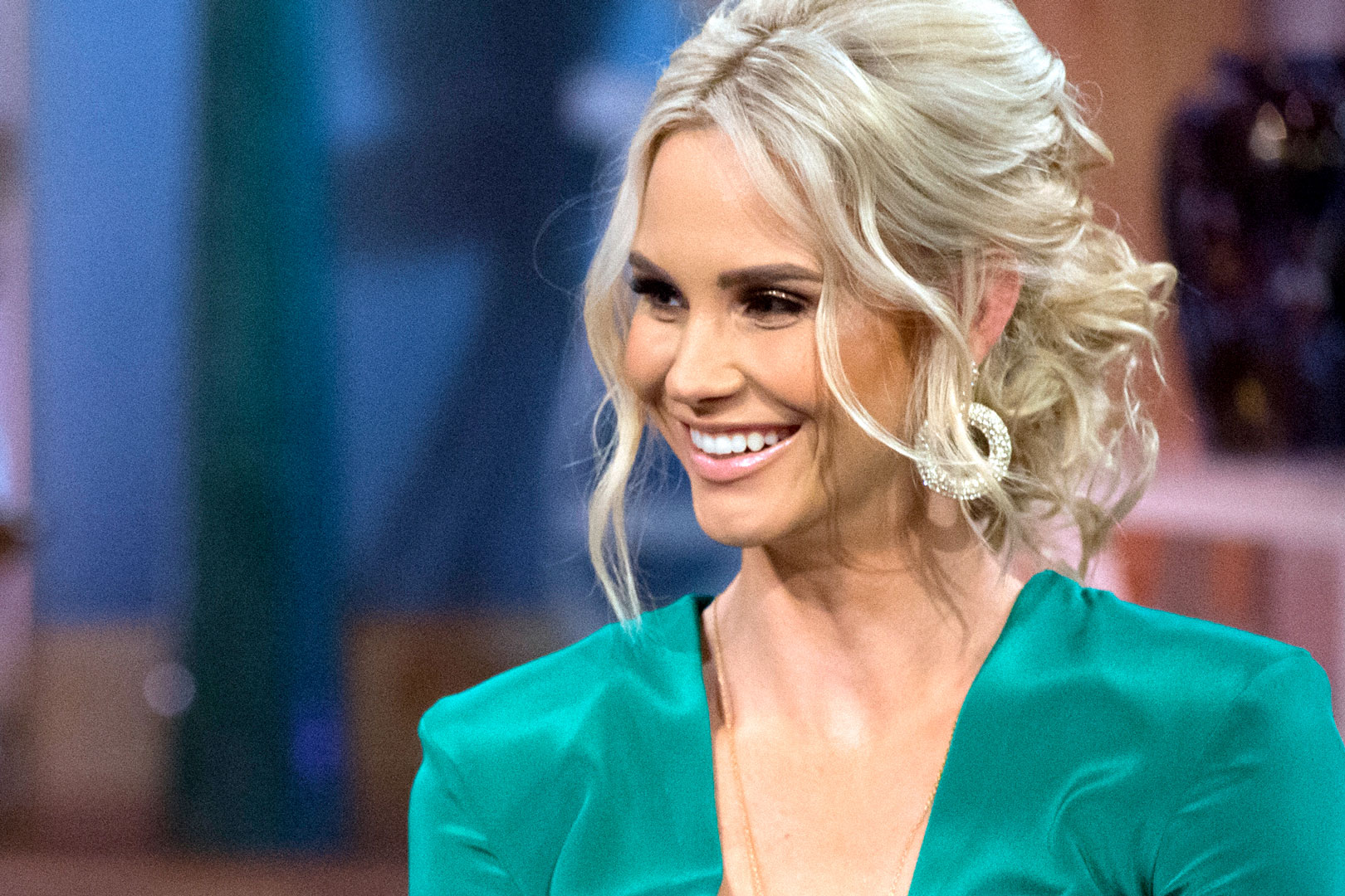 Meghan King Edmonds at The Real Housewives of Orange County Season 12 Reunion
