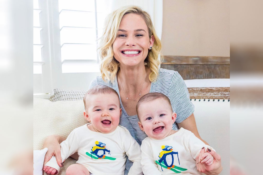 meghan-king-edmonds with twins