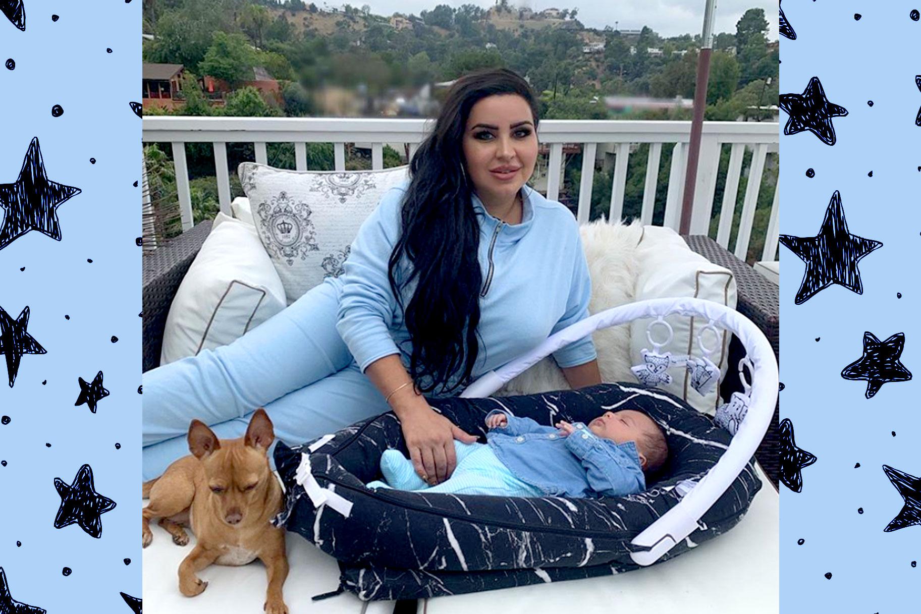 Mercedes Shahs Of Sunset Instagram
