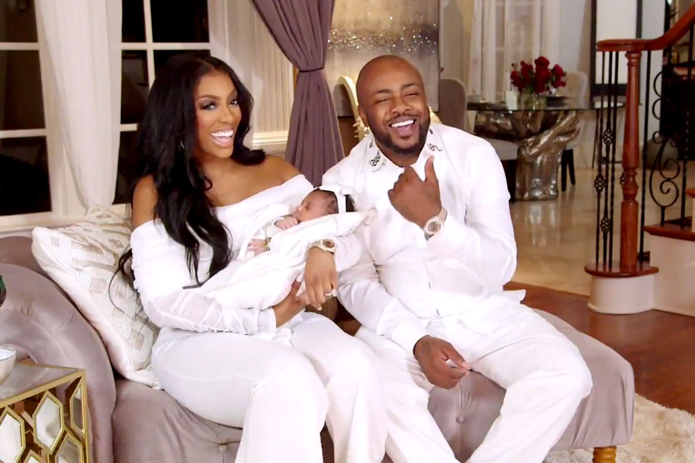 porsha williams, pilar, dennis mckinley