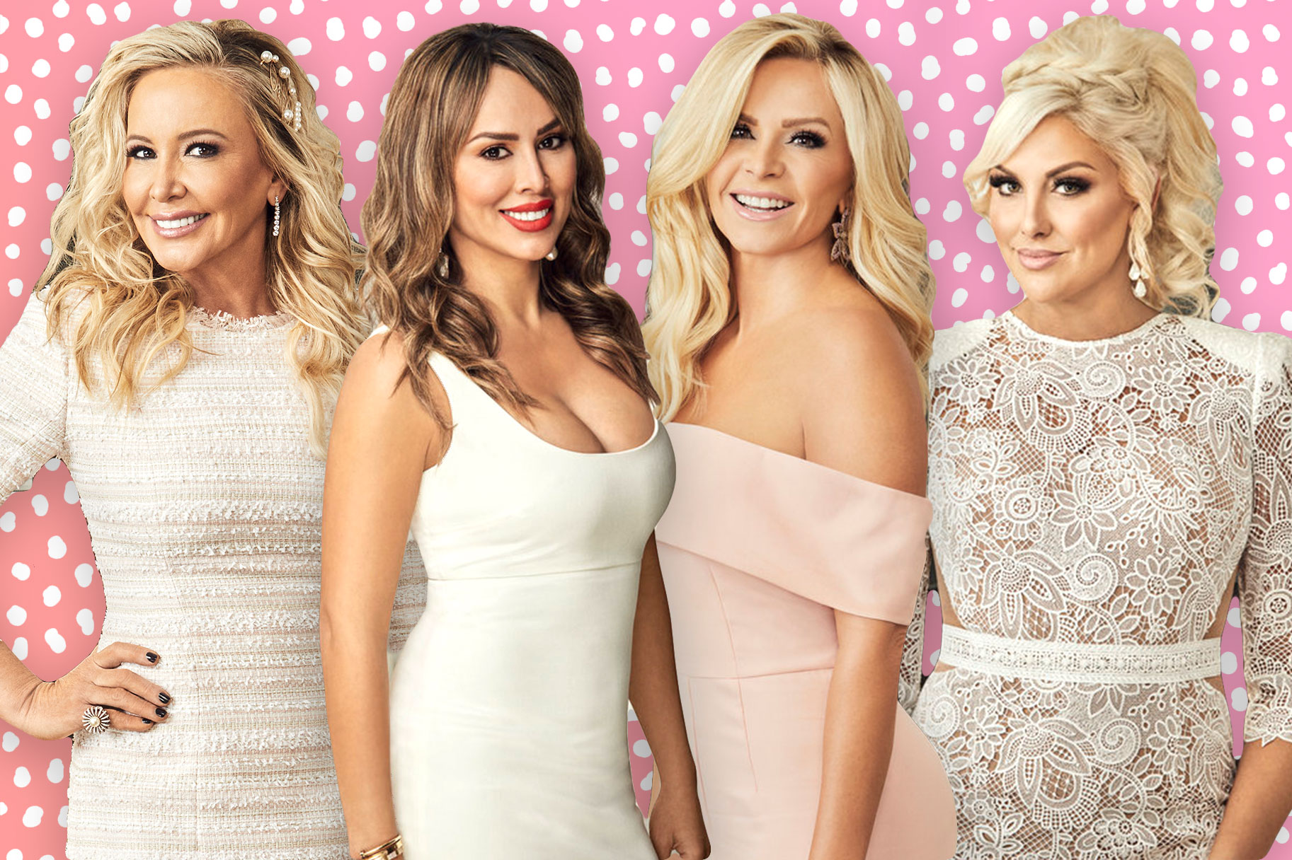 The Exquisite Outfits of The Real Housewives of Orange