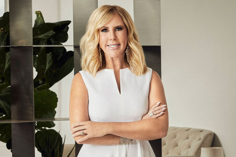 Vicki Gunvalson Season 14 RHOC Cast Photo