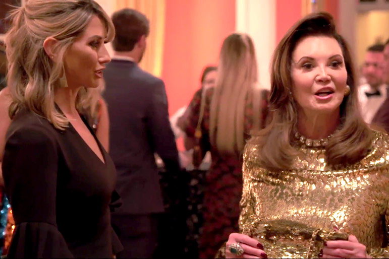 Ashley Jacobs and Patricia Altschul in Southern Charm Season 6 Finale