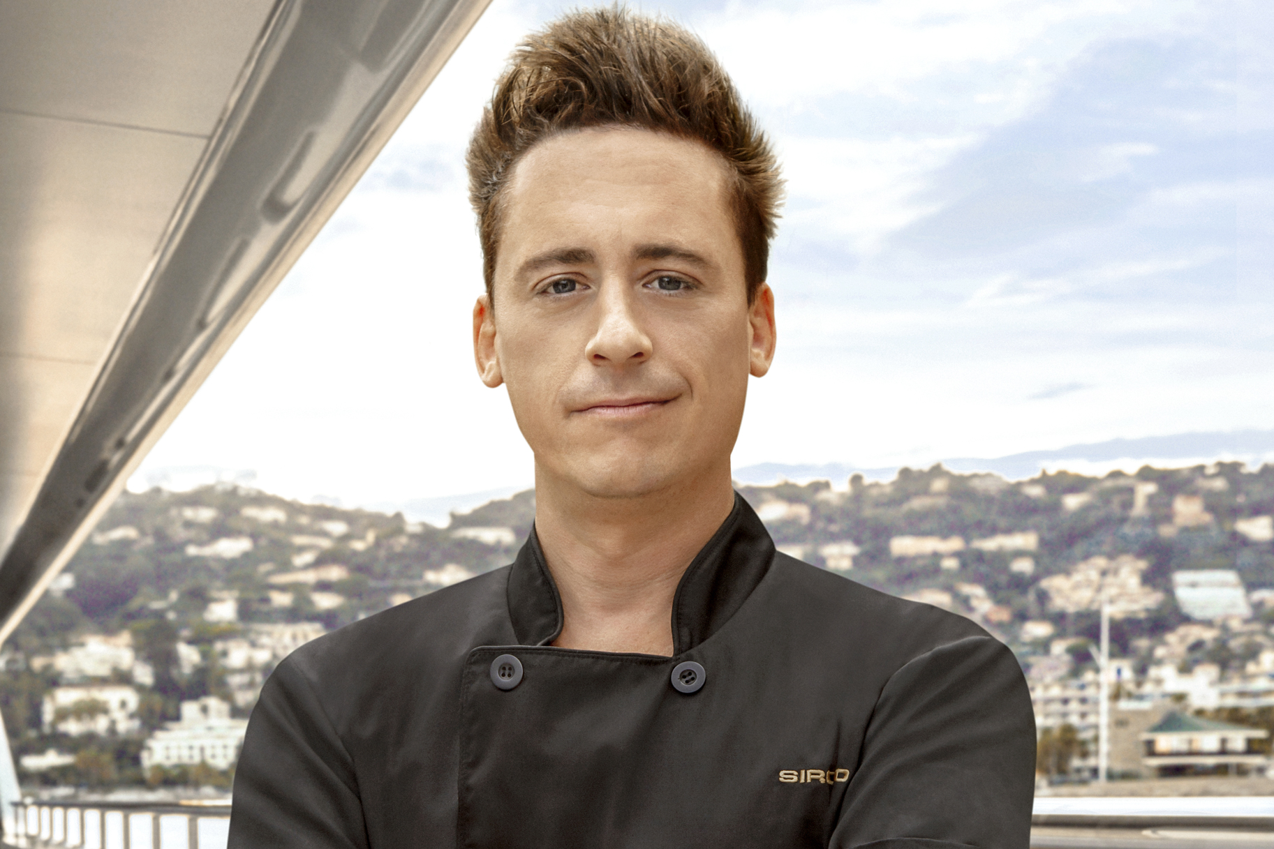 Ben Robinson in Below Deck Mediterranean Season 4