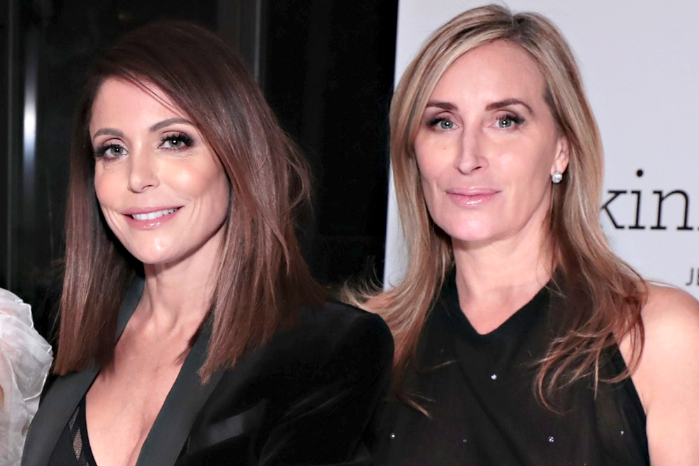 Bethenny Frankel, Sonja Morgan