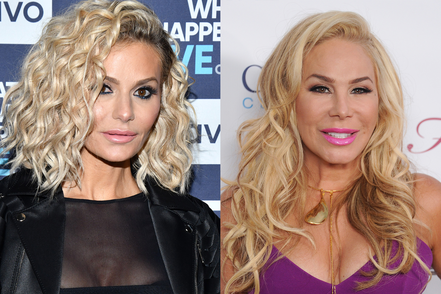 Dorit Kemsley and Adrienne Maloof