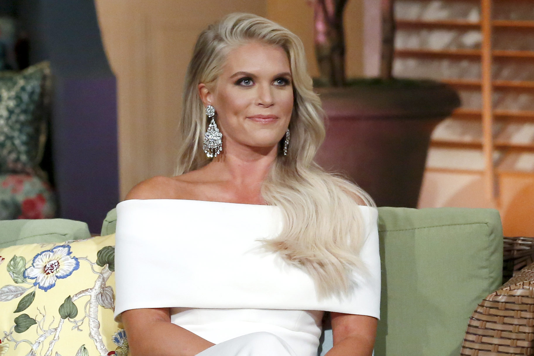 Madison LeCroy at the Southern Charm Season 6 Reunion