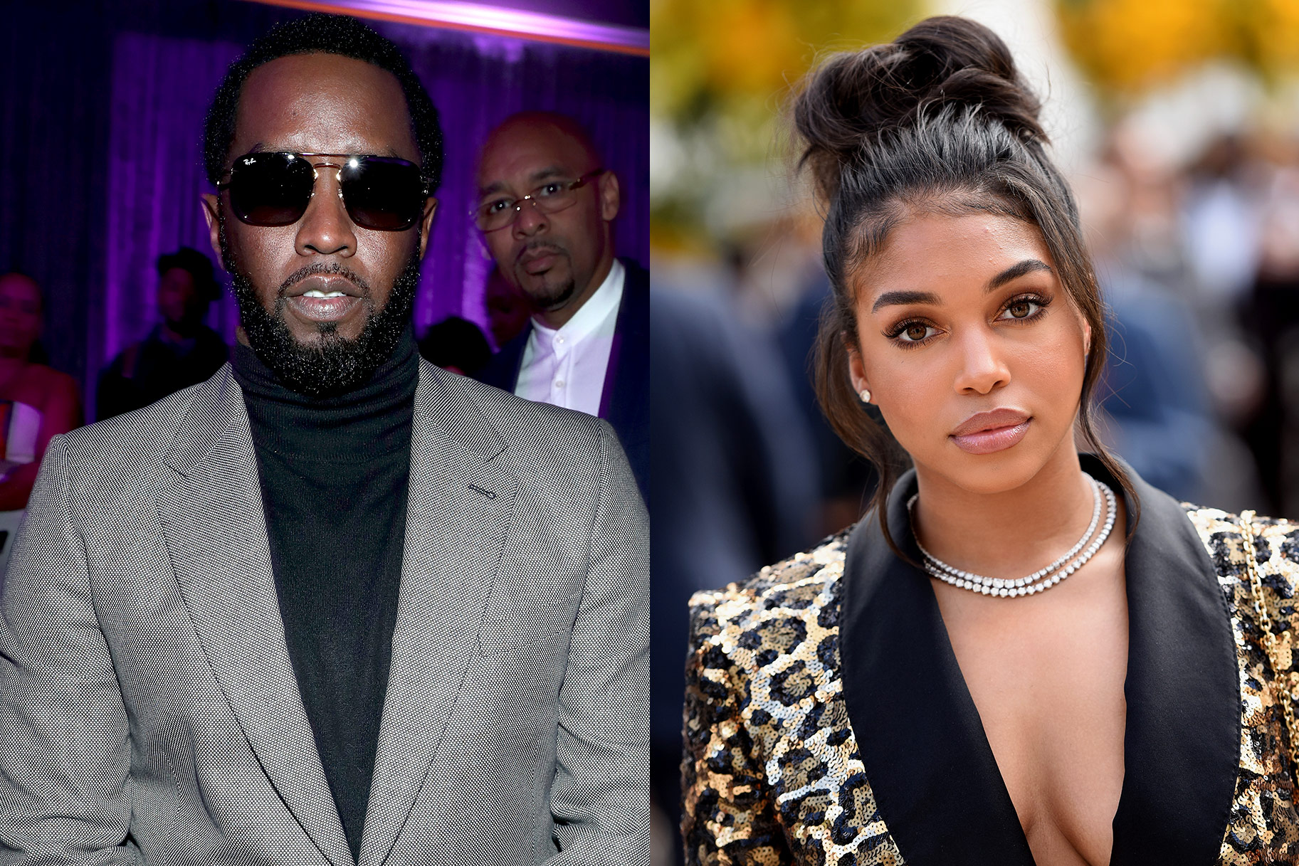 Diddy and Lori Harvey