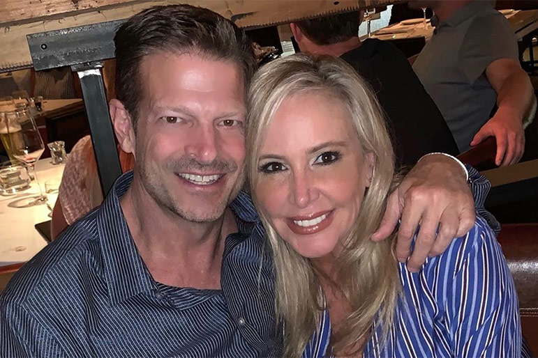 Shannon Storms Beador with Boyfriend John Janssen