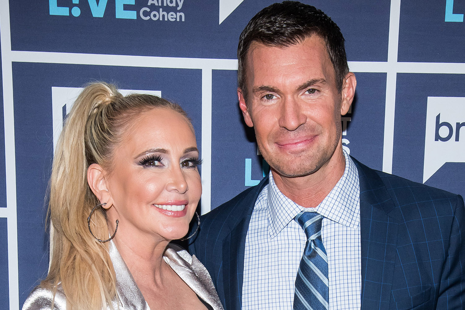 Shannon Storms Beador, Jeff Lewis