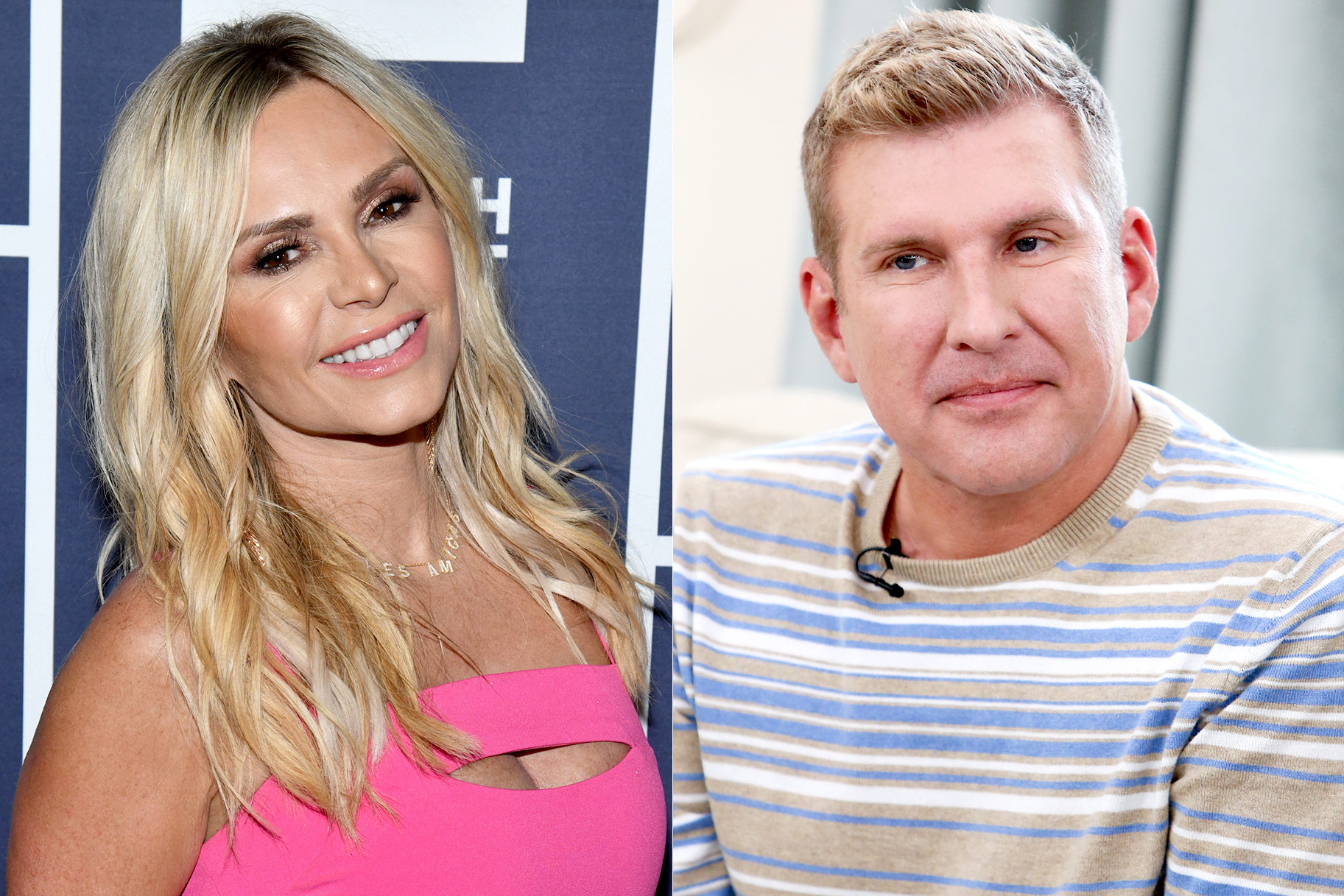 Tamra Judge, Todd Chrisley