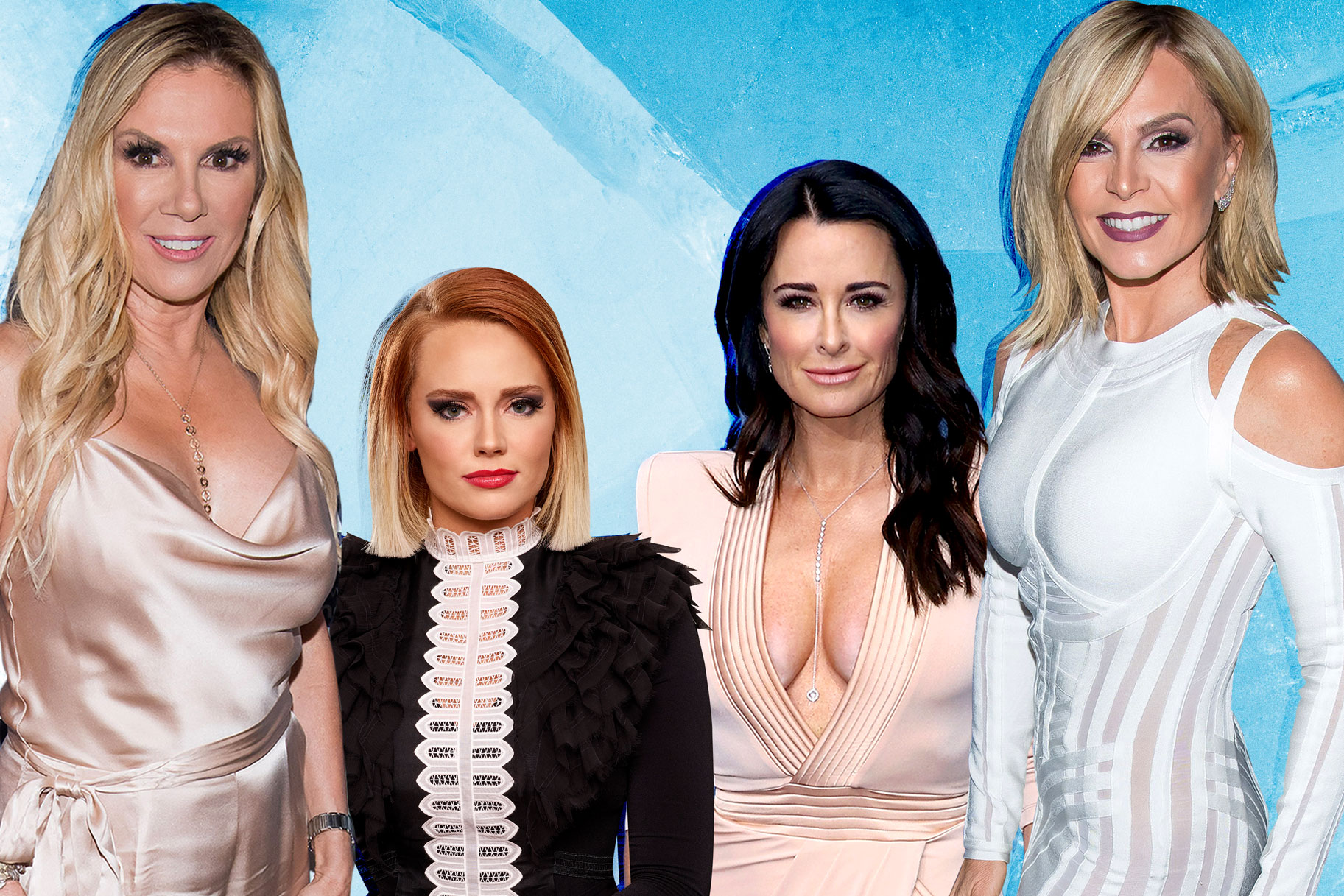 Ramona Singer, Kathryn Dennis, Kyle Richards, Tamra Judge