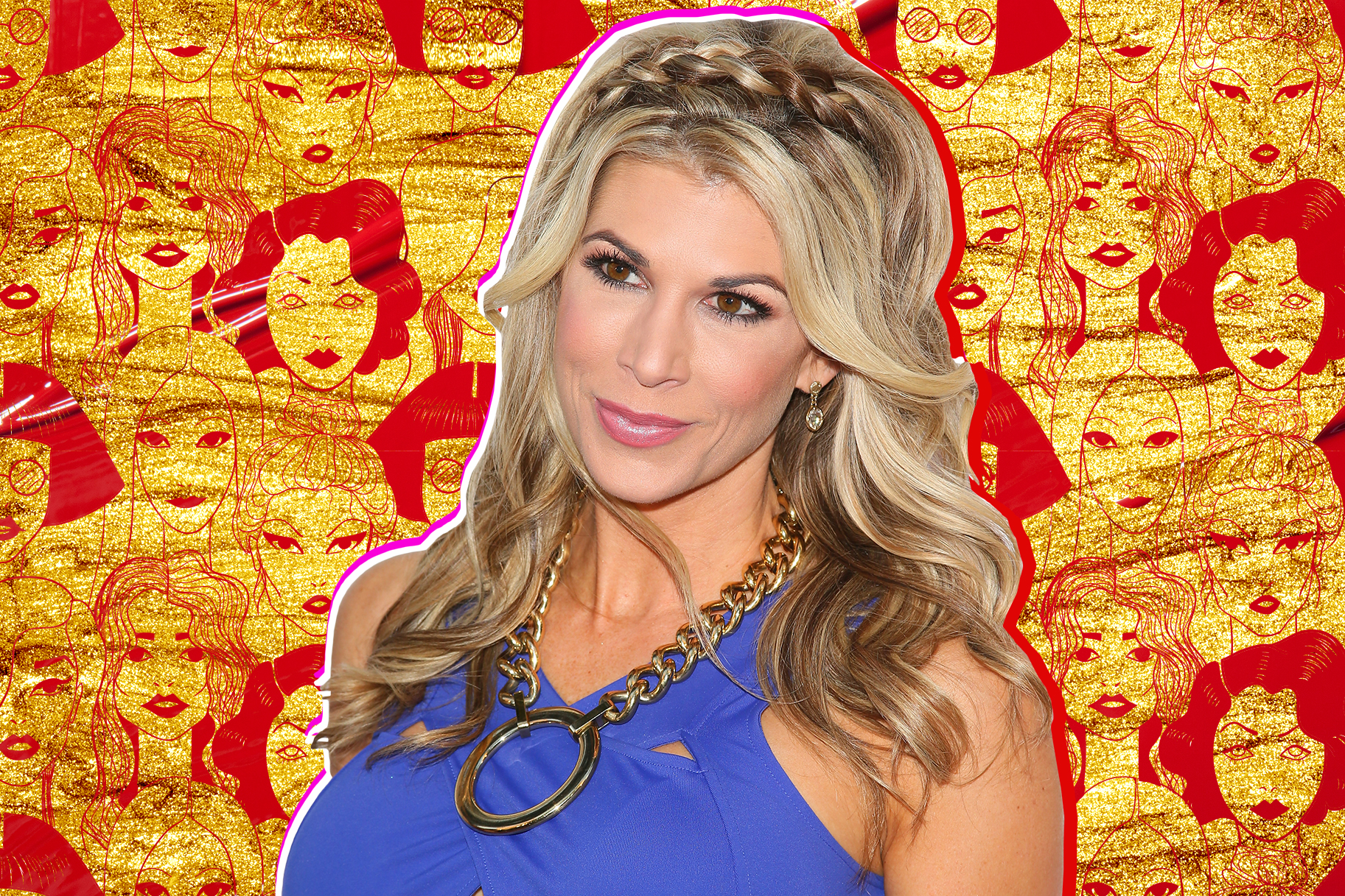 Alexis Bellino Haircut