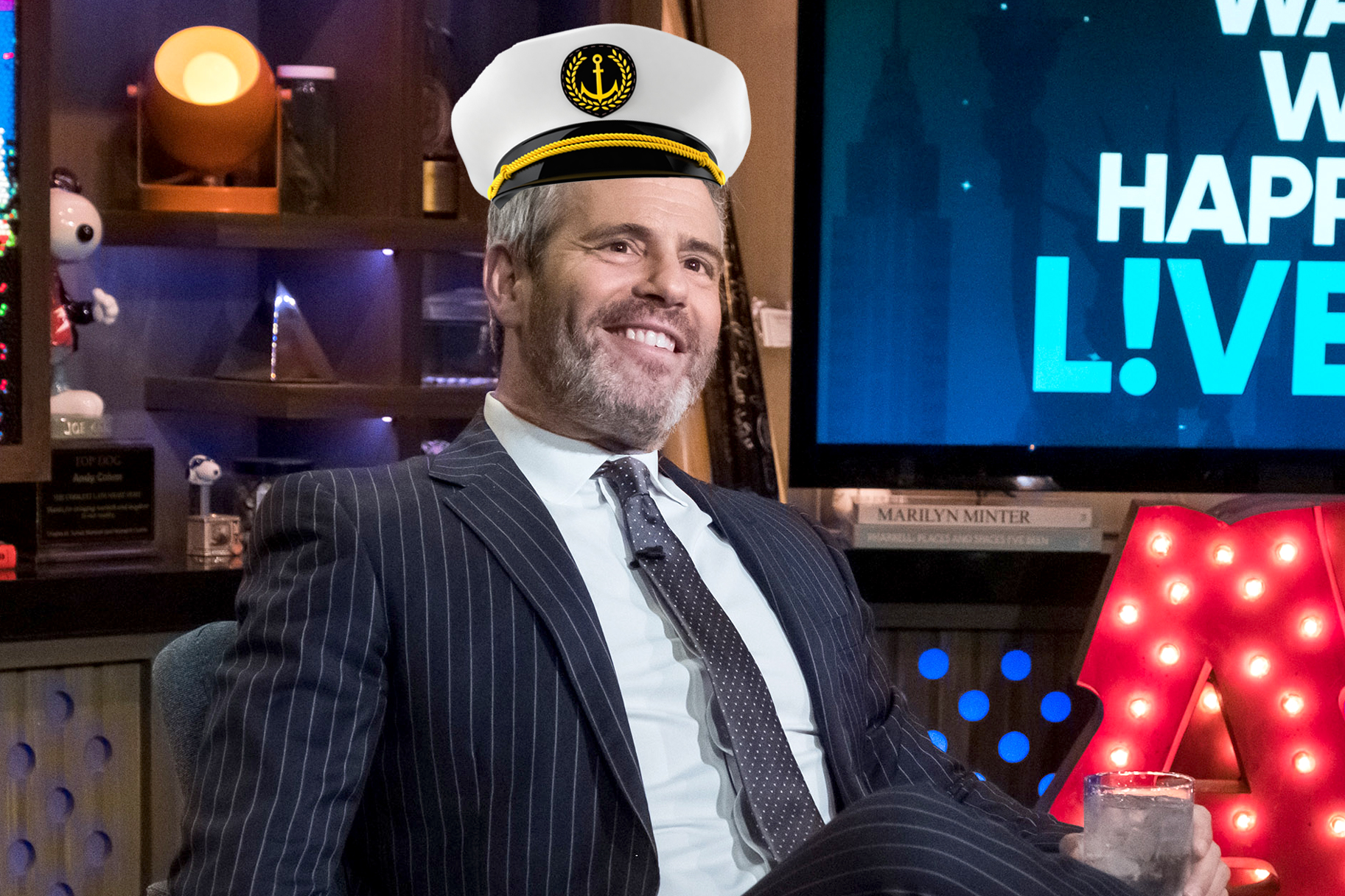 Andy Cohen Below Deck