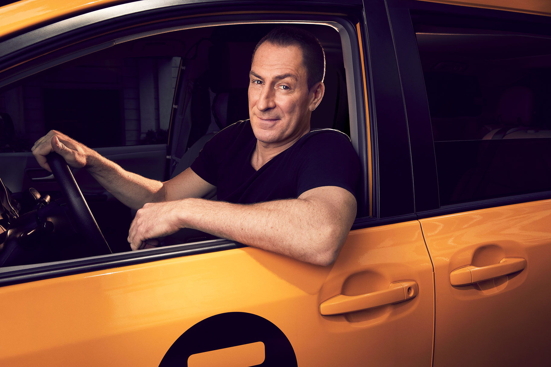 Cash Cab Announcement