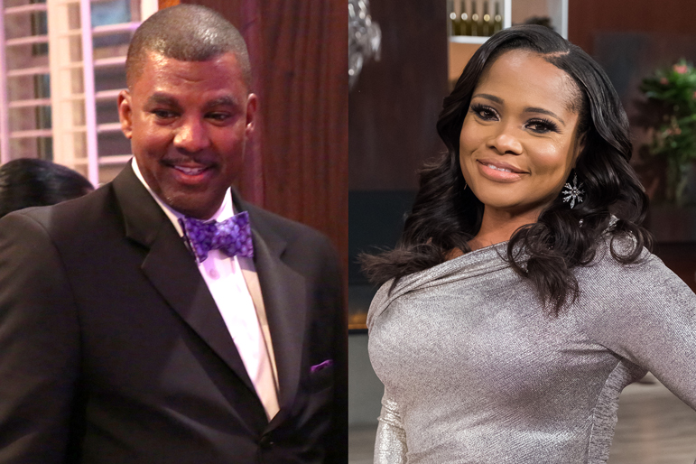 Cecil Whitmore, Dr. Heavenly Kimes