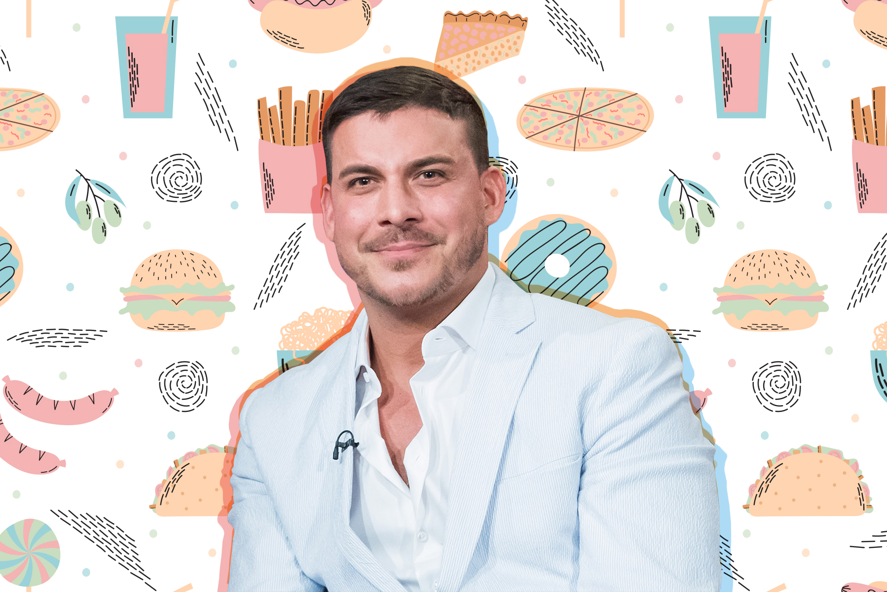 Feast Jax Taylor Shopping Cart Promote
