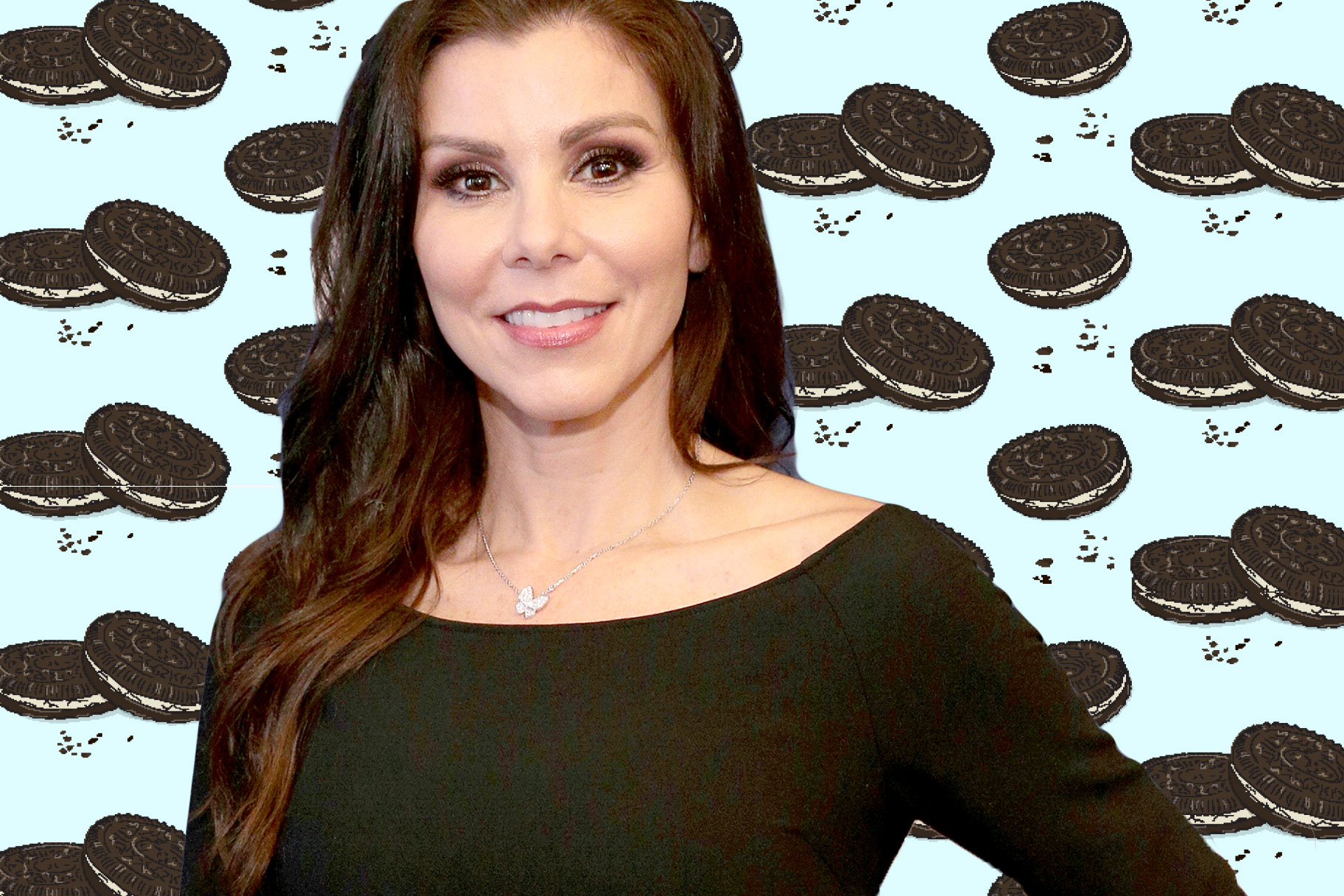 Heather Dubrow Oreo