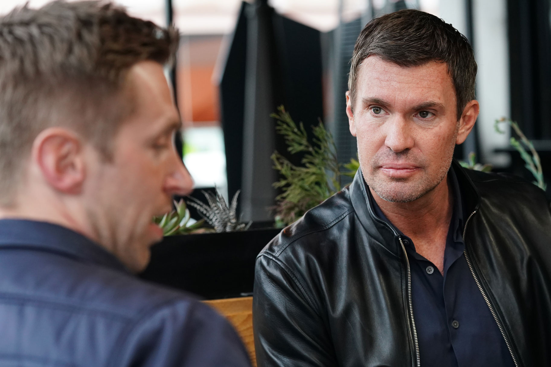 Jeff Lewis, Gage Edward