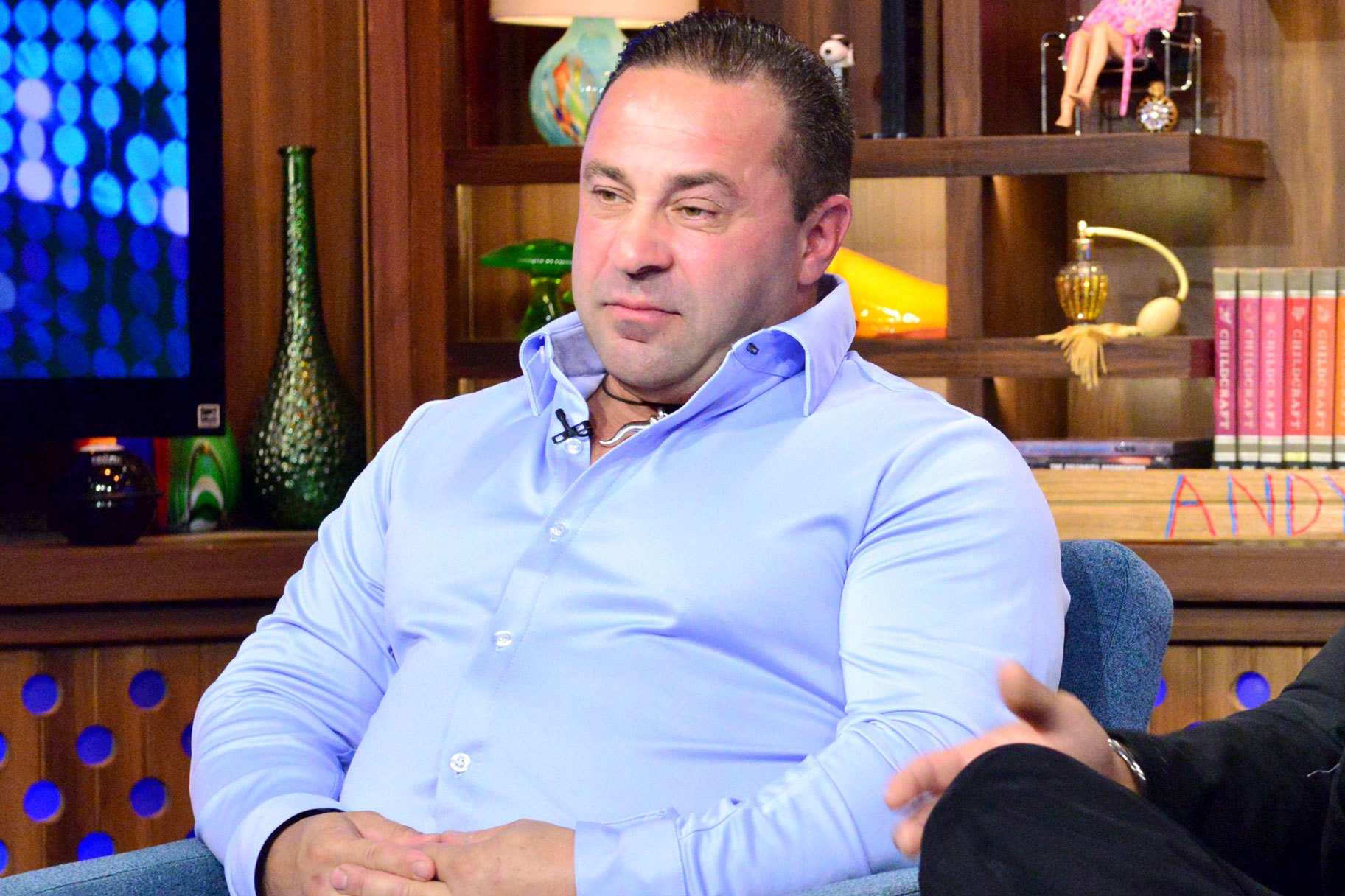 Joe Giudice on Watch What Happens Live