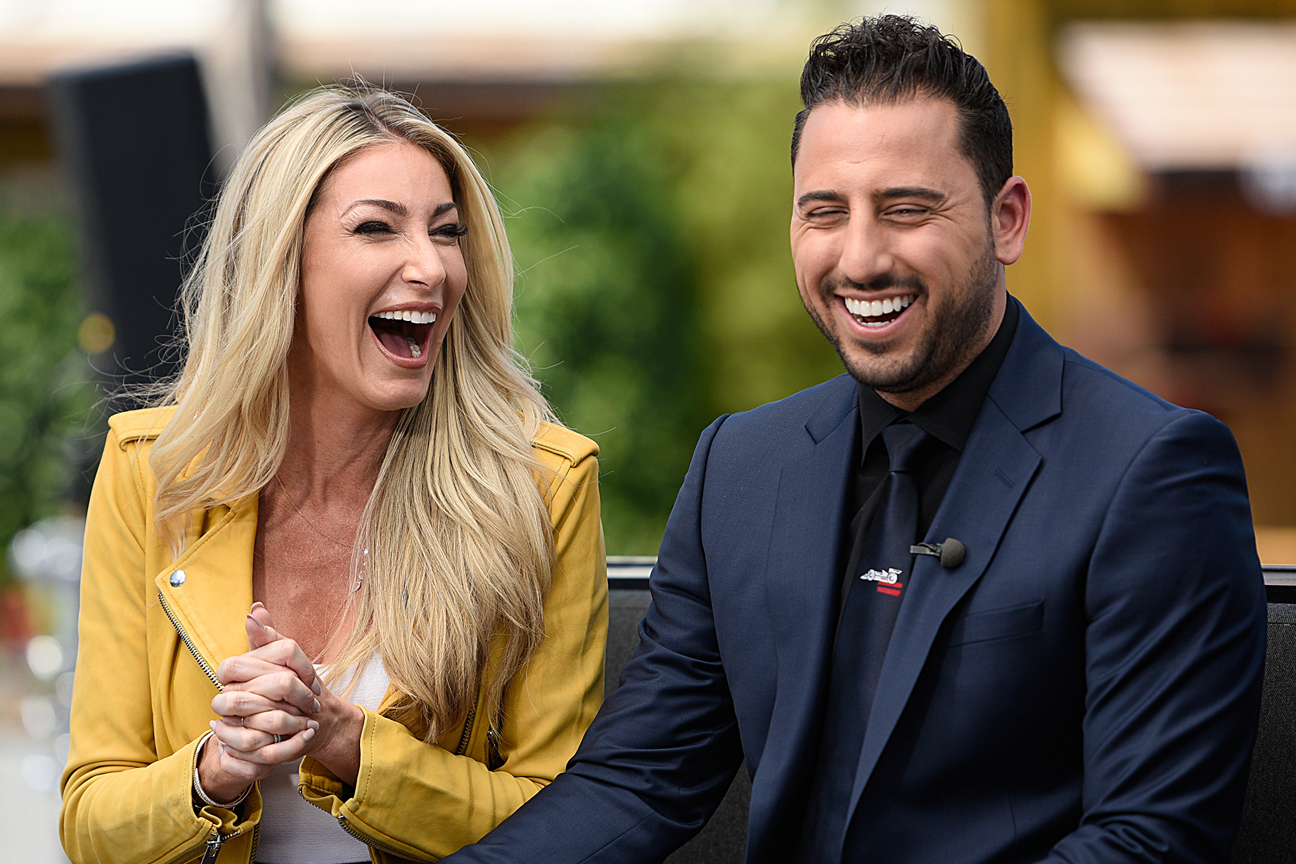 Josh Altman Heather Swimming Pool