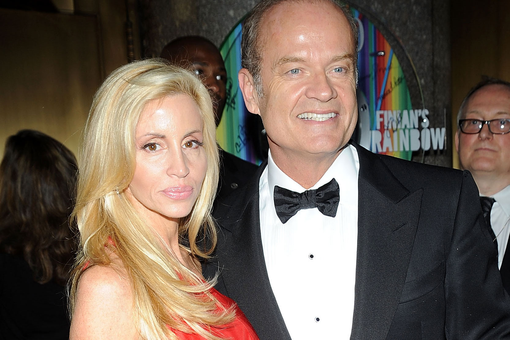 Camille Grammer and Kelsey Grammer Came to a Major Decision About Their Custody Arrangement