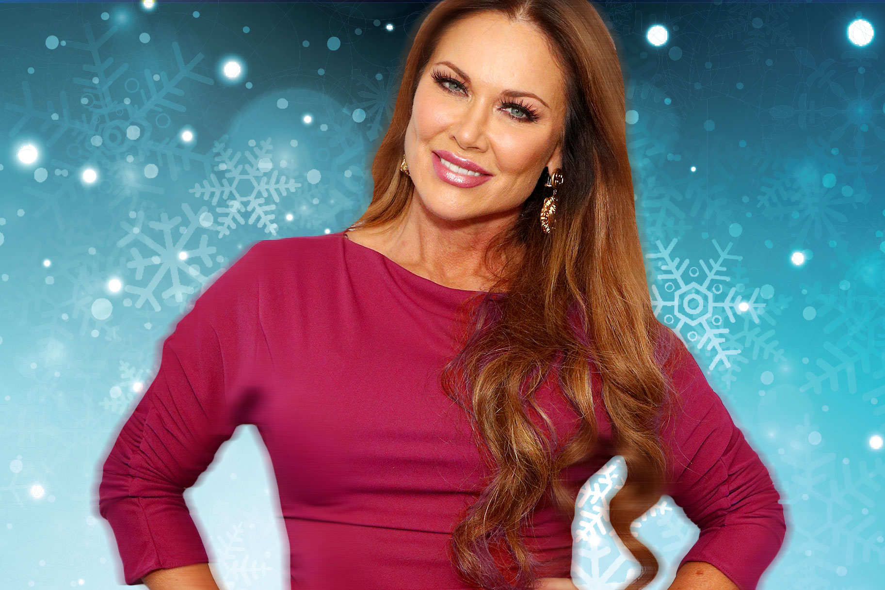 Leeanne Locken Xmas