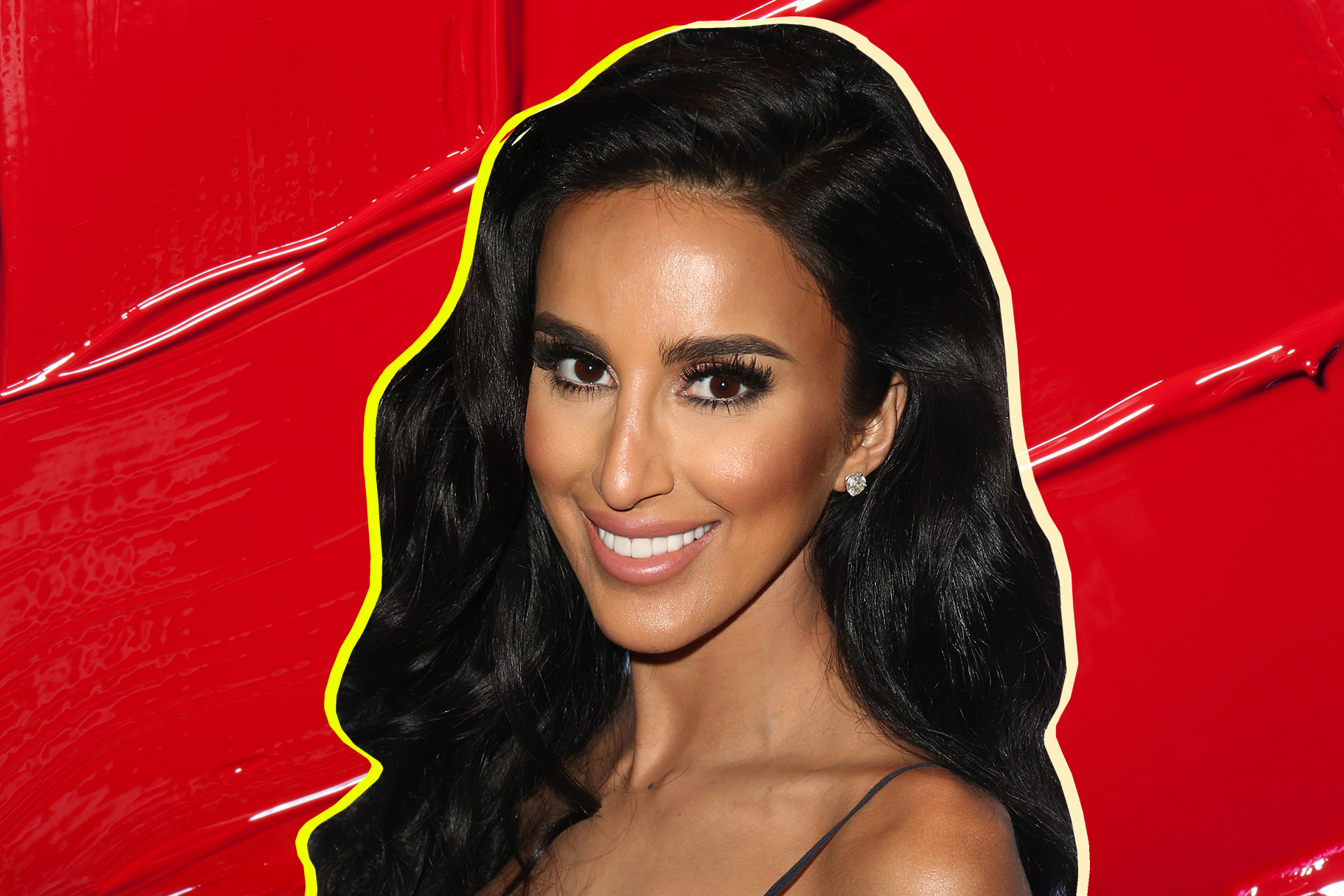 Lilly Ghalichi No Makeup