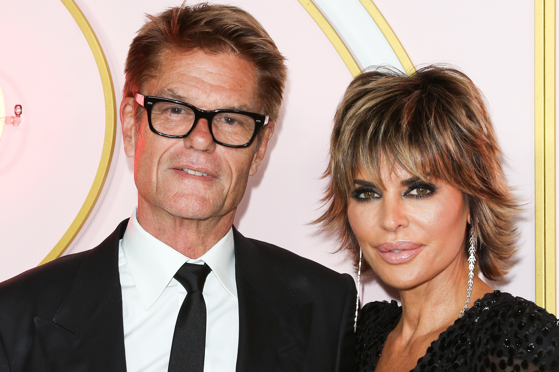Lisa Rinna Harry Hamlin Backyard Sanctuary