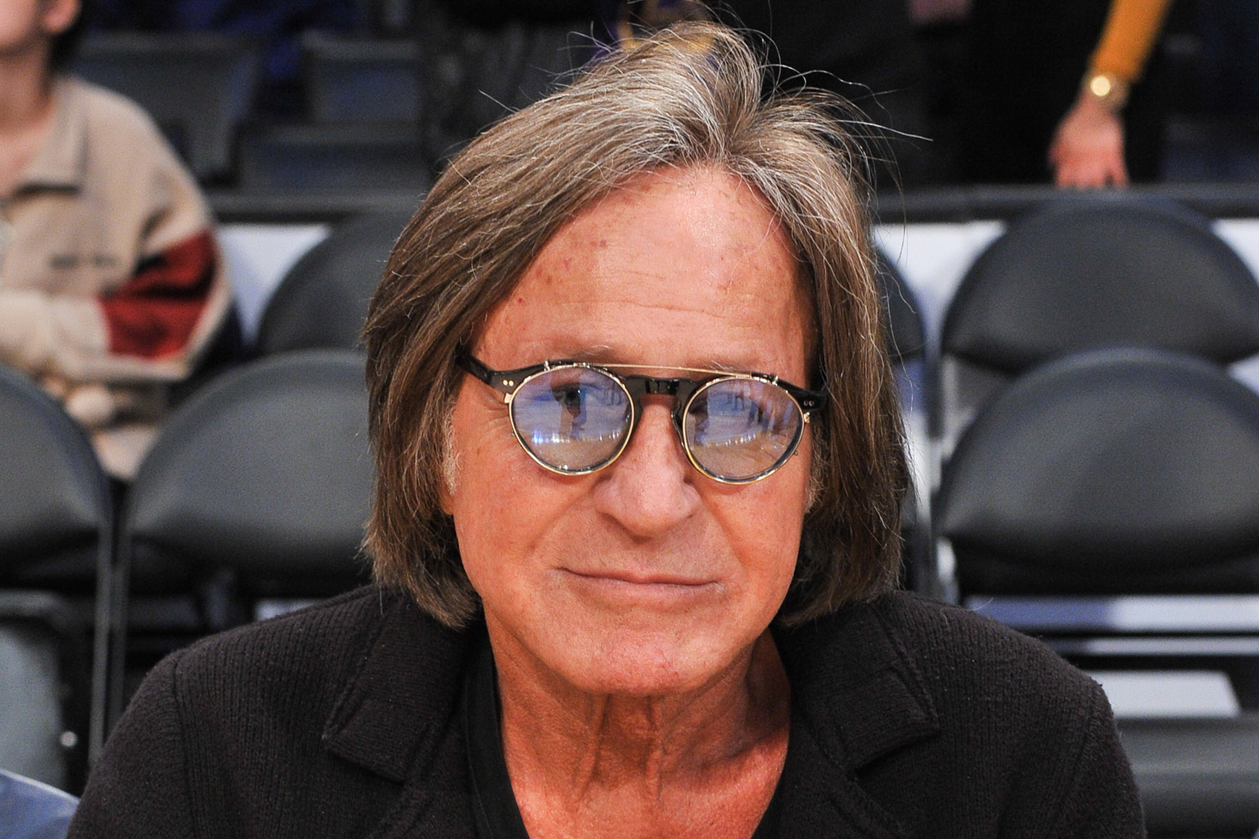 Mohamed Hadid New Home