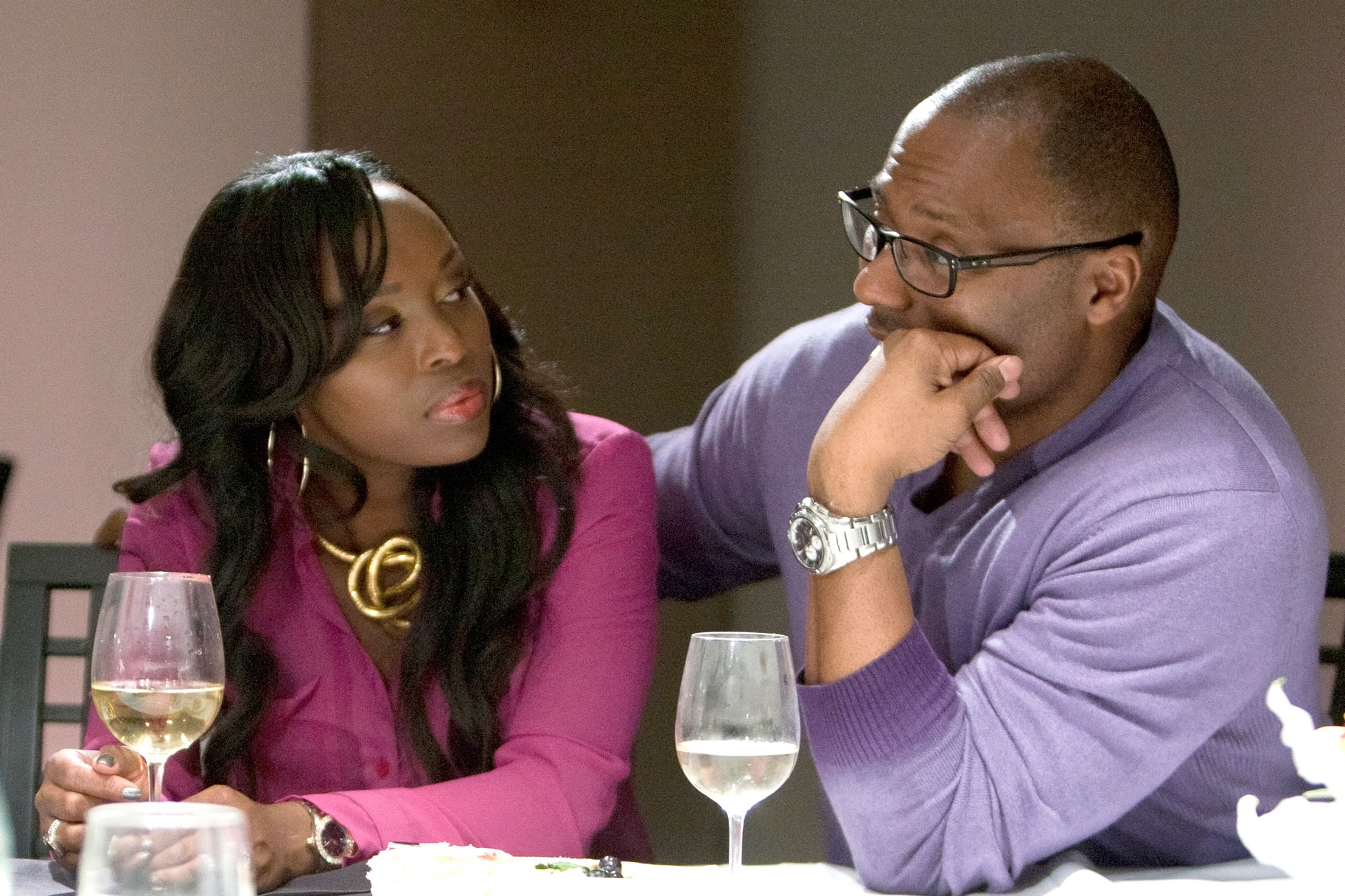 Quad Webb, Dr. Gregory Lunceford on Married to Medicine