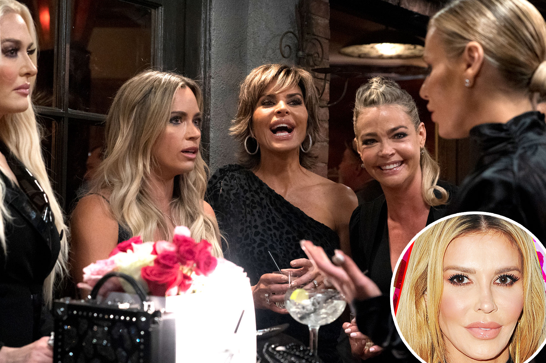 Where Does Brandi Glanville Stand with the RHOBH Cast After Season 9?