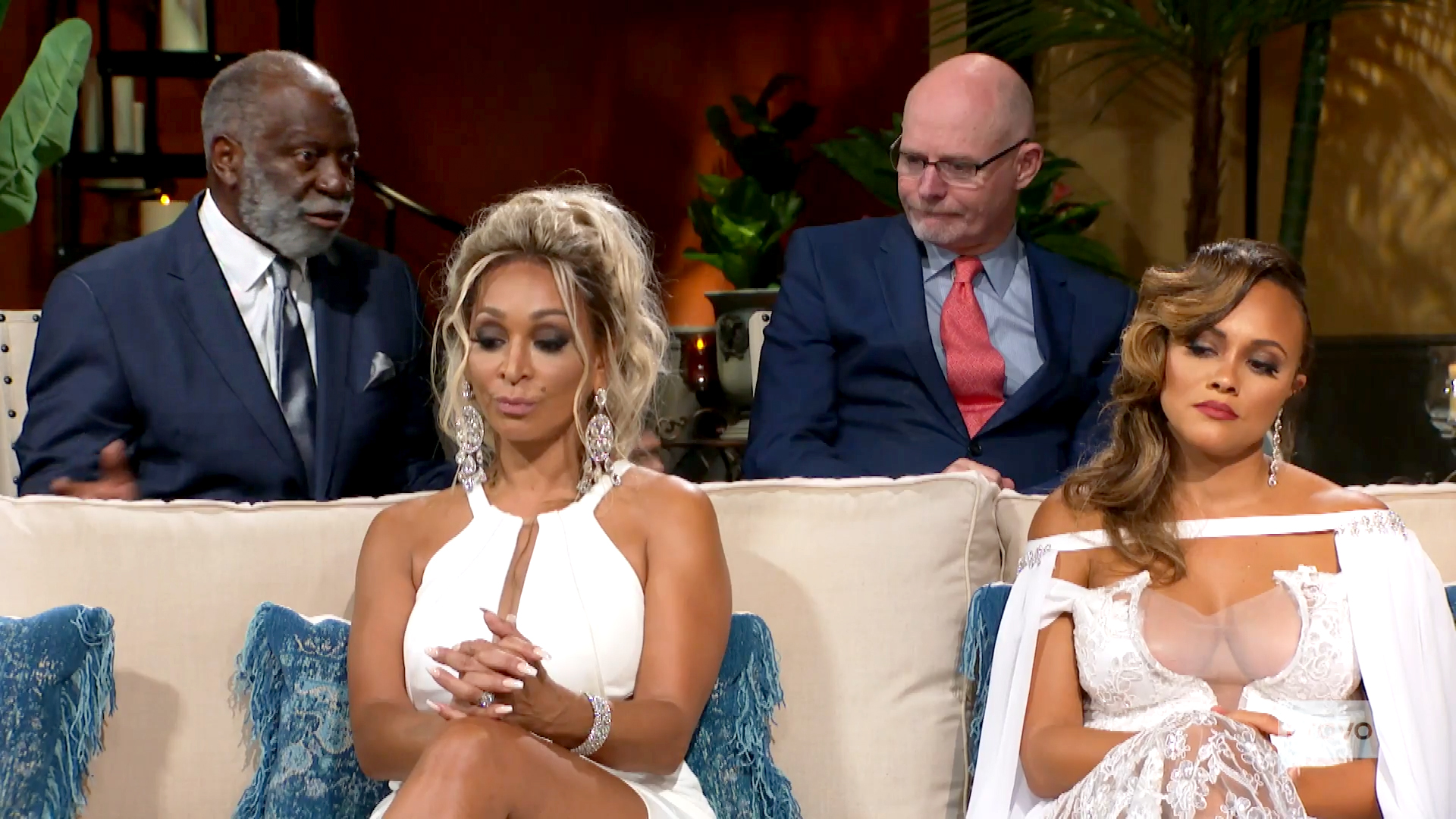 Rhop 421 Ray Makes Bold Accusations Against Michael