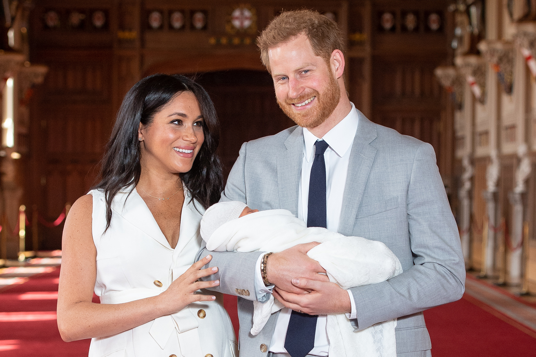 Royal Baby Paternity Leave