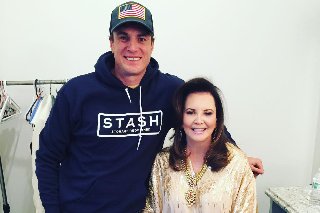 Patricia Altschul and Shep Rose Did Something Together for the First Time with a Surprise Guest in Tow