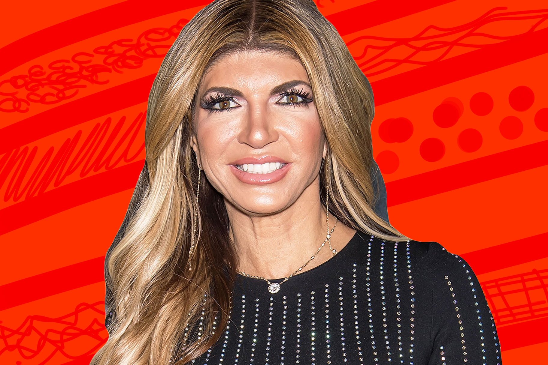 The Feast Teresa Giudice Promote