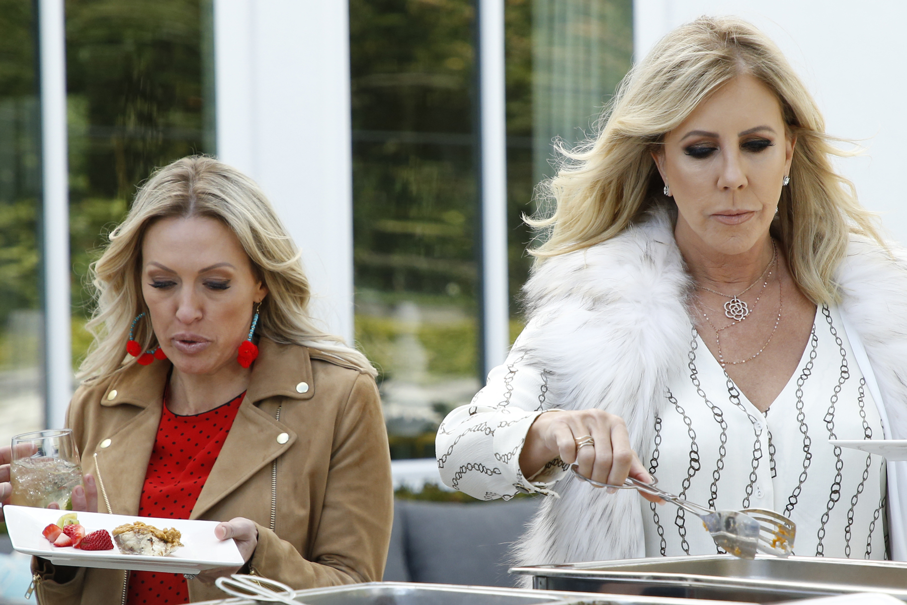 Braunwyn Windham-Burke, Vicki Gunvalson in The Real Housewives of Orange County Season 14