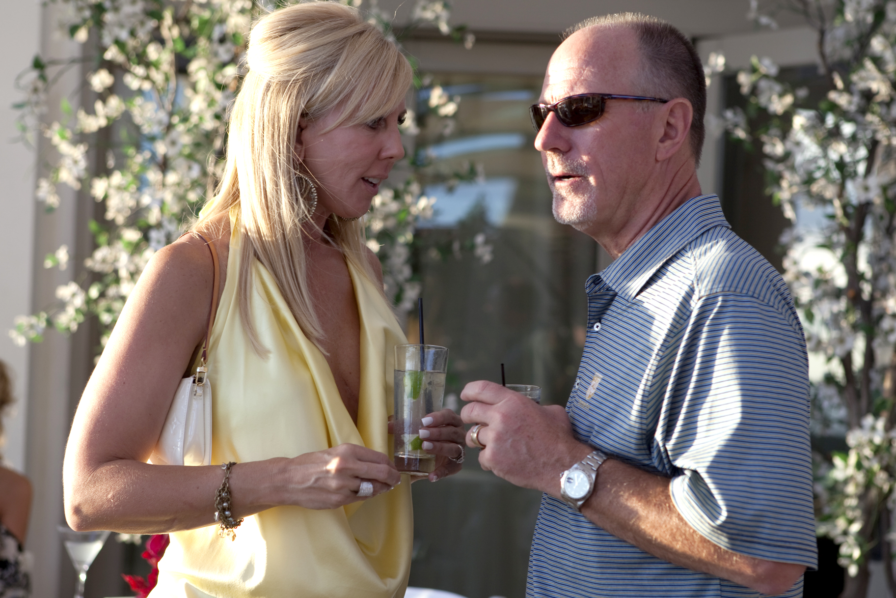 Vicki Gunvalson, Donn Gunvalson on The Real Housewives of Orange County