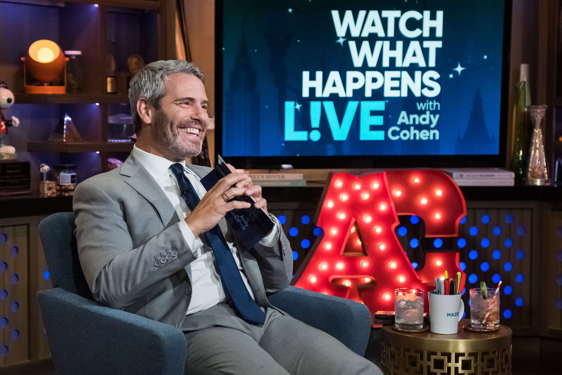 Watch What Happens Live Season 16 Andys Closet September 2019