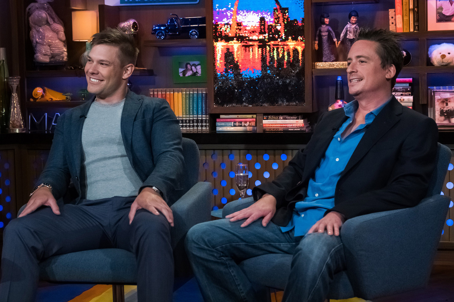 Watch What Happens Live Season 16 Episode Guide 16137