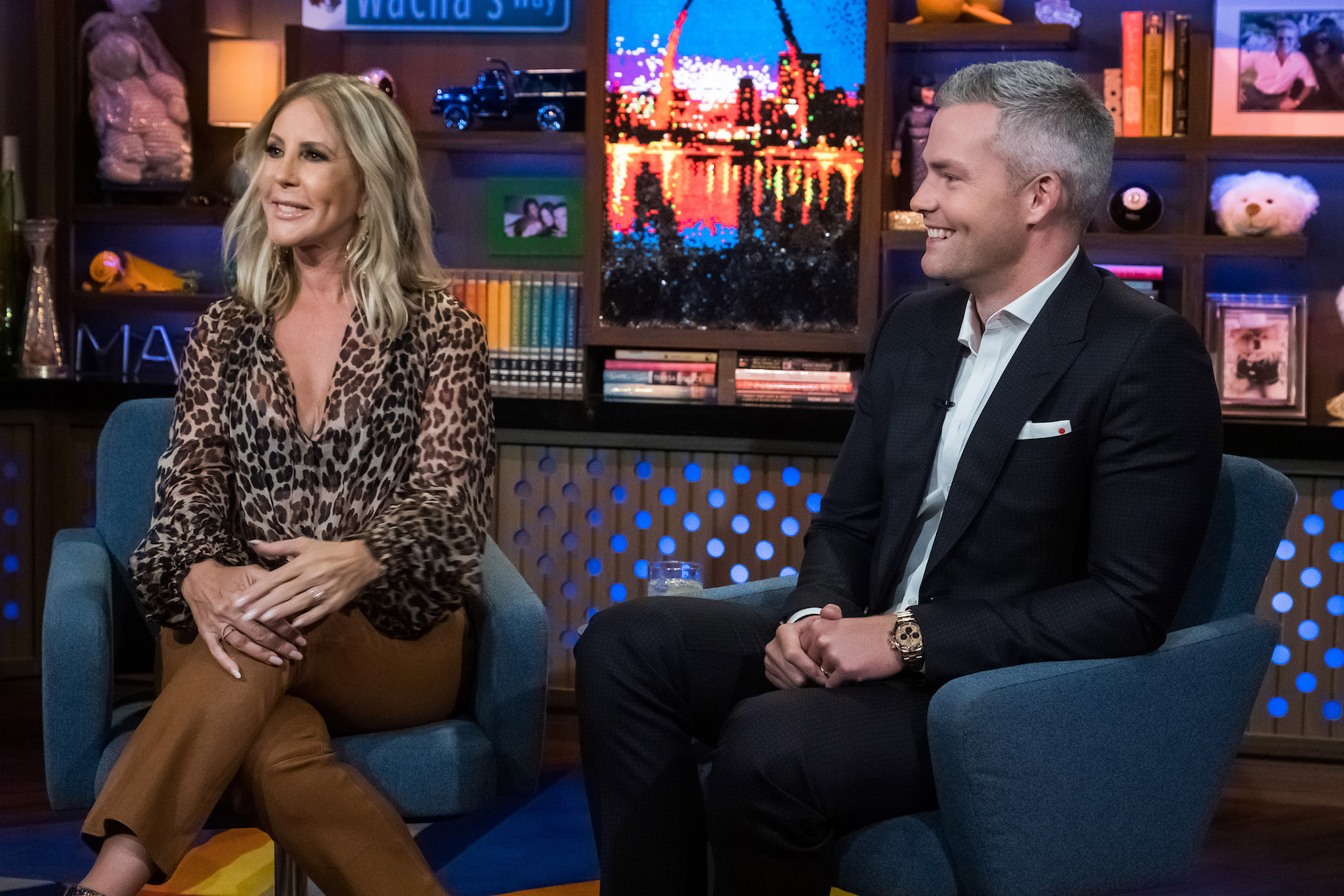 Watch What Happens Live Season 16 Episode Guide 16138