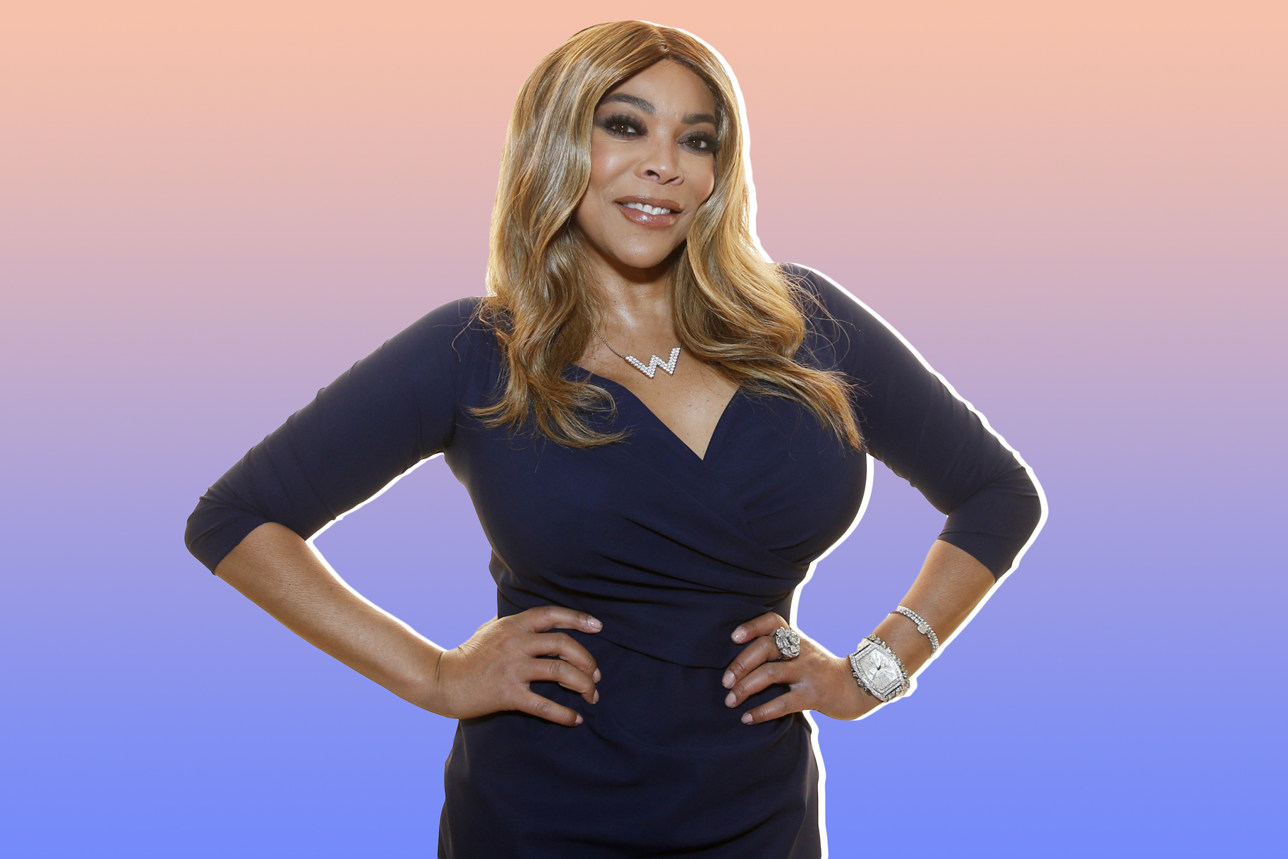 Wendy Williams Housewife