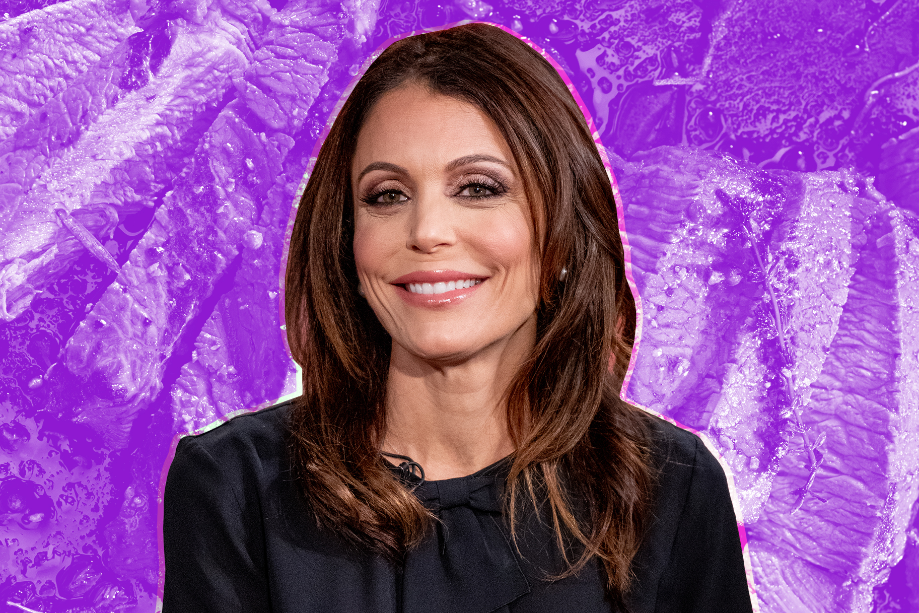 Bethenny Frankel Steak