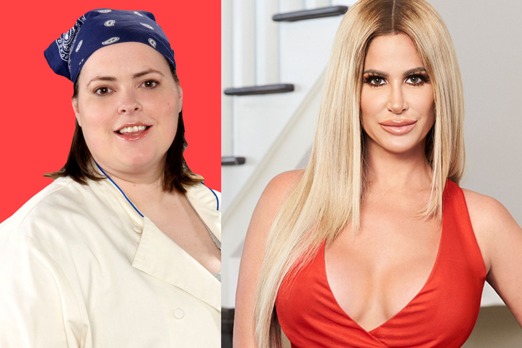 Chef Tracey Bloom Kim Zolciak