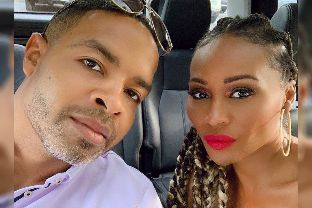 Cynthia Bailey Mike Hill Wedding