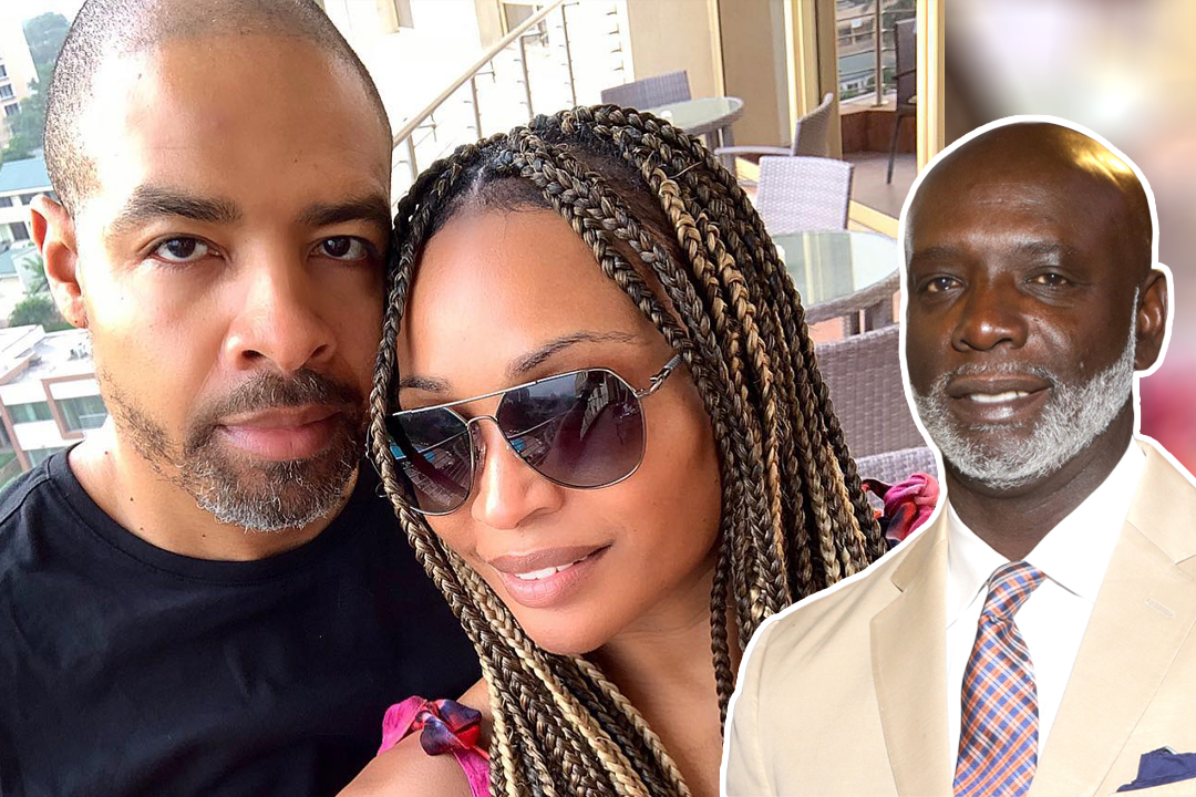 Cynthia Bailey, Mike Hill, Peter Thomas
