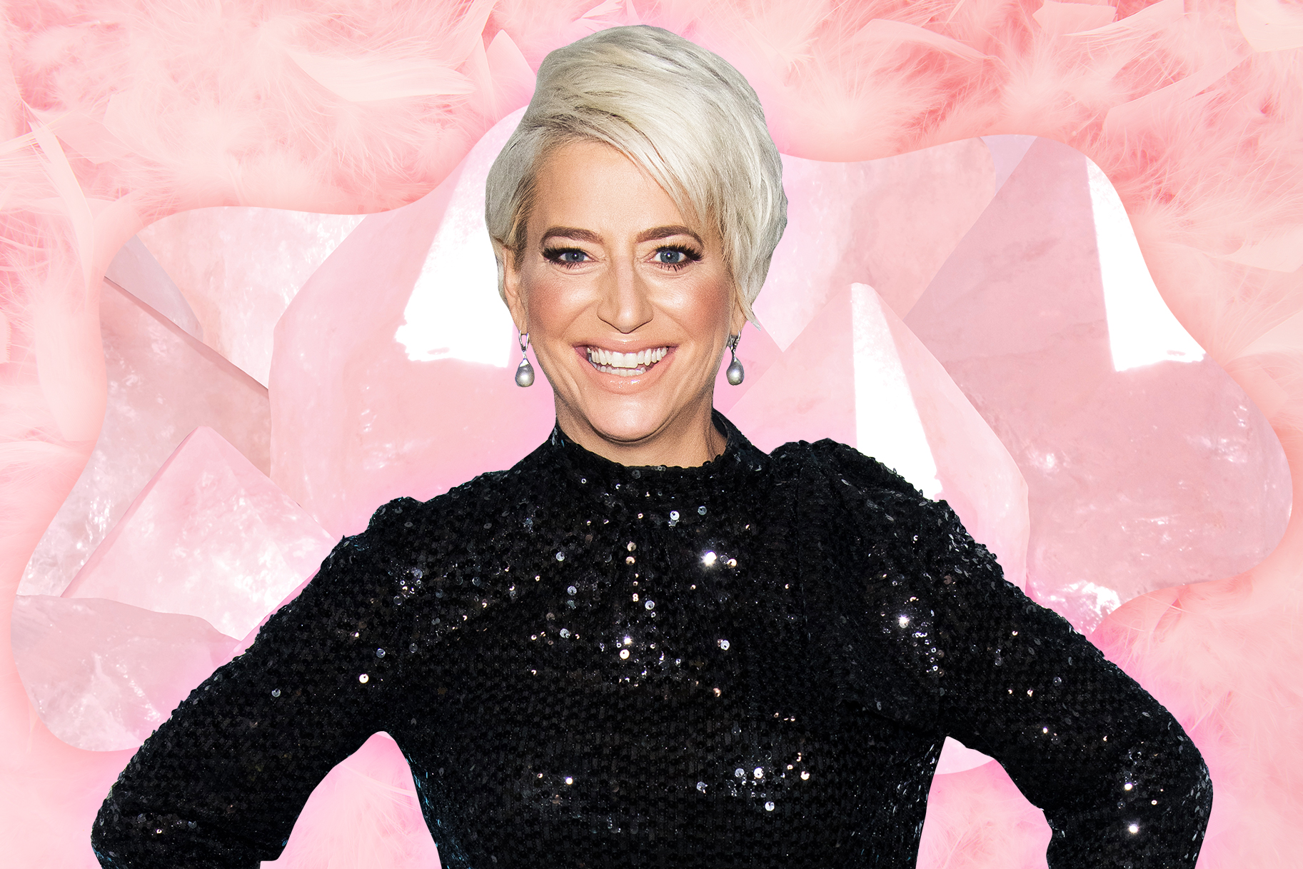 Dorinda Medley Bathroom Sanctuary