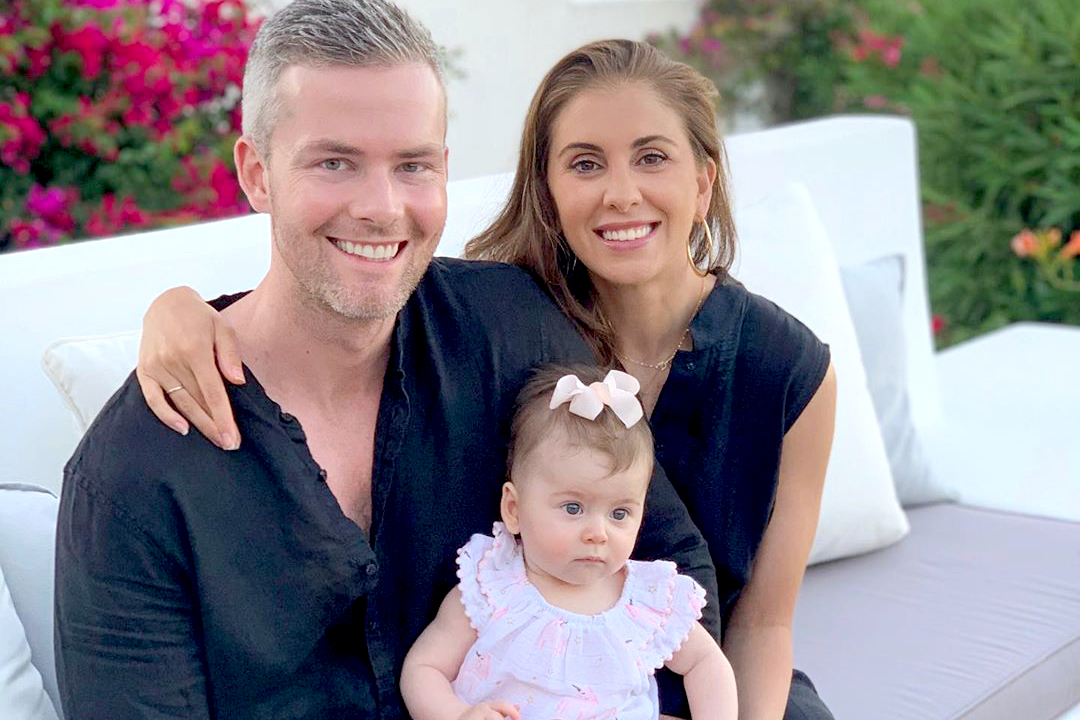 Emilia Bechrakis Ryan Serhant Marriage Ivf