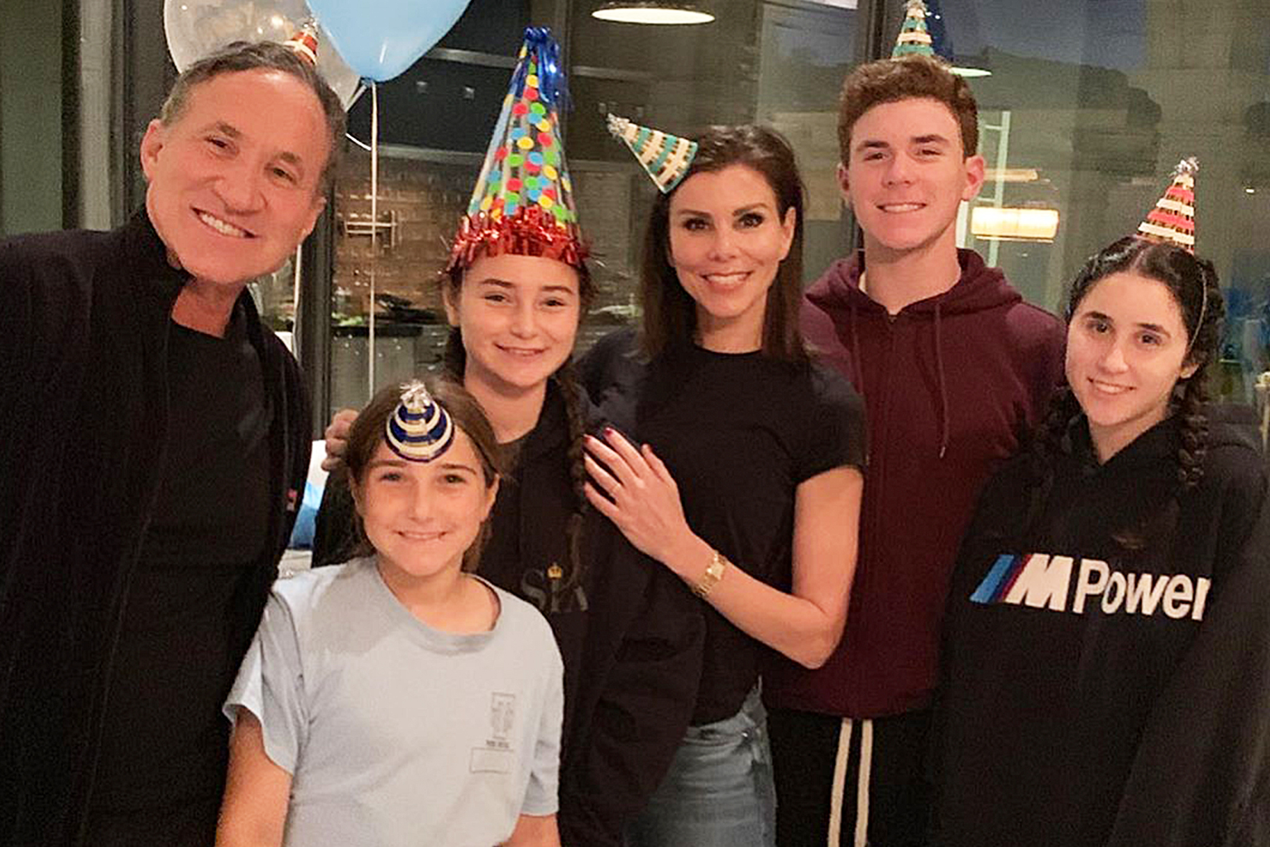 Heather Dubrow Birthday Party
